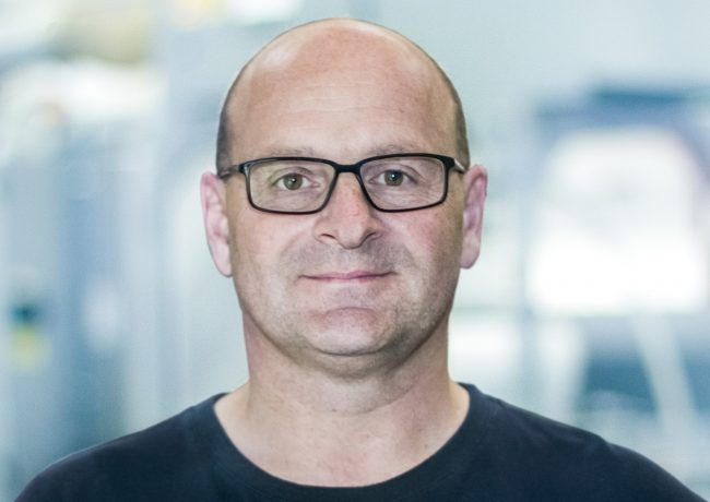 Rüdiger Kuhnhenn Leiter Produktion
